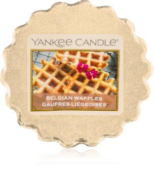Yankee Candle Belgian Waffles tartelette en cire