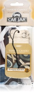 Yankee Candle Seaside Woods hanging car air freshener