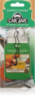 Yankee Candle Alfresco Afternoon lufterfrischer fürs auto I.