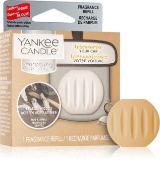 Yankee Candle Seaside Woods deodorante per auto ricarica
