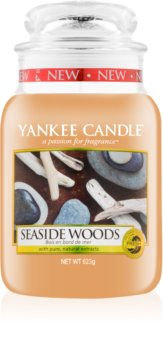 Yankee Candle Seaside Woods scented candle Classic Large