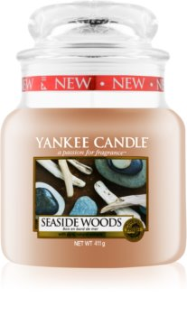 Yankee Candle Seaside Woods scented candle Classic Medium