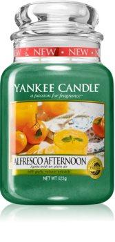 Yankee Candle Alfresco Afternoon lumânare parfumată  Clasic mare