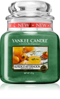 Yankee Candle Alfresco Afternoon scented candle