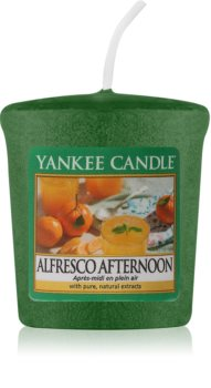 Yankee Candle Alfresco Afternoon Votive Candle