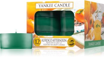 Yankee Candle Alfresco Afternoon bougie chauffe-plat