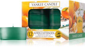 Yankee Candle Alfresco Afternoon lumânare