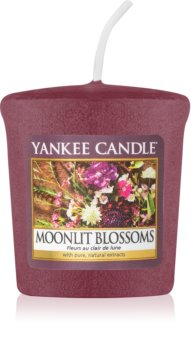 Yankee Candle Moonlit Blossoms votive candle