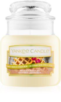 Yankee Candle Belgian Waffles bougie parfumée Classic petite