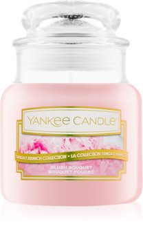 Yankee Candle Blush Bouquet scented candle Classic Mini