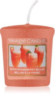 Yankee Candle White Strawberry Bellini bougie votive
