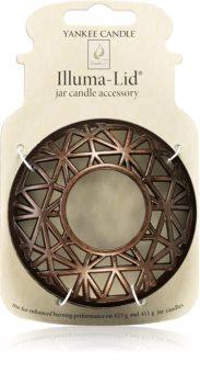 Yankee Candle Belmont Bronze Metal dekorativer kerzenhalter