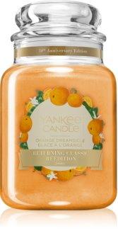 Yankee Candle Orange Dreamsicle mirisna svijeća Classic velika
