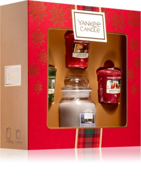 Yankee Candle Alpine Christmas poklon set XIII.