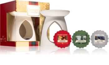 Yankee Candle Alpine Christmas lote de regalo VI.