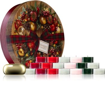Yankee Candle Alpine Christmas darčeková sada III.