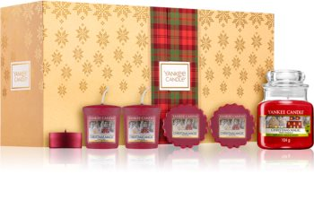 Yankee Candle Alpine Christmas zestaw upominkowy IX.