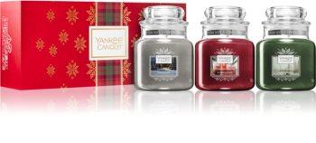 Yankee Candle Alpine Christmas lote de regalo IV.