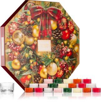 Yankee Candle Alpine Christmas calendario dell'Avvento II