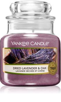 Yankee Candle Dried Lavender & Oak mirisna svijeća
