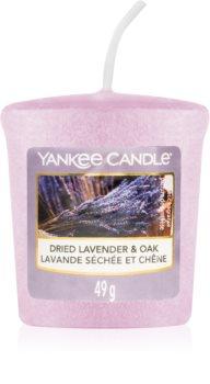 Yankee Candle Dried Lavender & Oak ароматна свещ