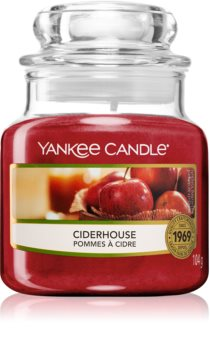 Yankee Candle Ciderhouse scented candle Classic Mini