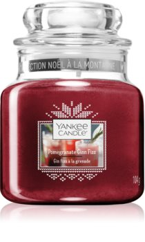 Yankee Candle Pomegranate Gin Fizz scented candle Classic Mini