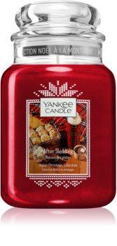 Yankee Candle After Sledding candela profumata Classic grande