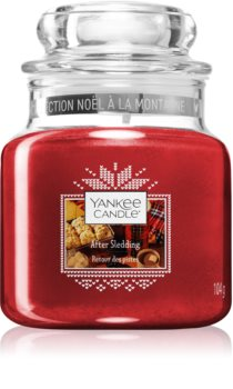 Yankee Candle After Sledding candela profumata Classic piccola