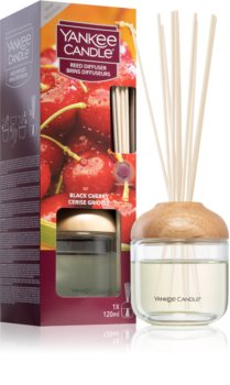 Yankee Candle Black Cherry Aroma Diffuser mitFüllung