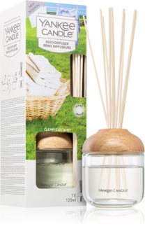 Yankee Candle Clean Cotton aromdiffusor med refill I.