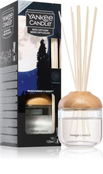 Yankee Candle Midsummer´s Night diffuseur d'huiles essentielles avec recharge