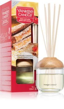 Yankee Candle Sparkling Cinnamon aroma diffuser with filling I.