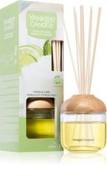 Yankee Candle Vanilla Lime aroma difuzer s punjenjem