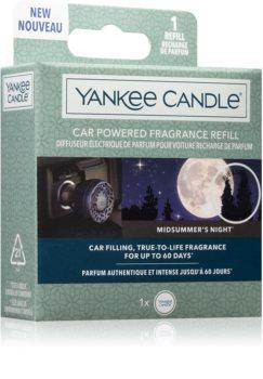 Yankee Candle Midsummer´s Night odświeżacz do samochodu napełnienie