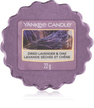 Yankee Candle Dried Lavender & Oak vosk do aromalampy