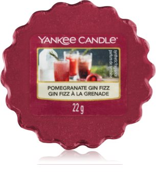 Yankee Candle Pomegranate Gin Fizz wax melt