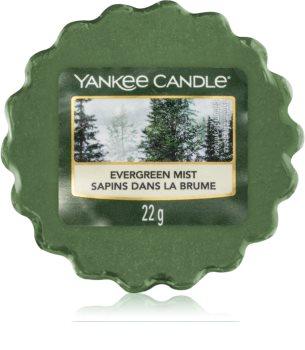 Yankee Candle Evergreen Mist wax melt
