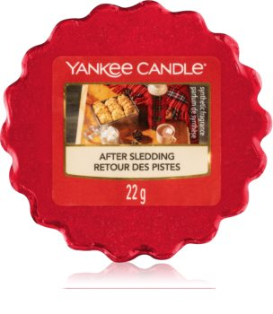 Yankee Candle After Sledding wax melt