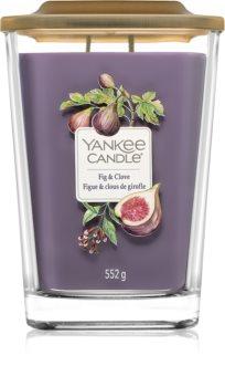 Yankee Candle Elevation Fig & Clove bougie parfumée grande