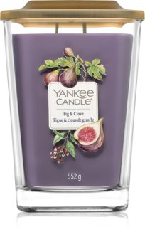Yankee Candle Elevation Fig & Clove Duftkerze