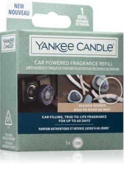 Yankee Candle Seaside Woods dišava za avto nadomestno polnilo
