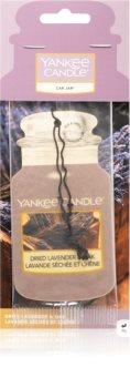 Yankee Candle Dried Lavender & Oak deodorante per auto da appendere