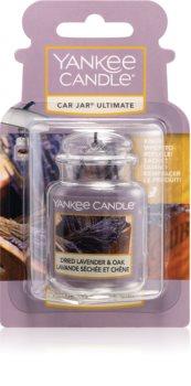 Yankee Candle Dried Lavender & Oak hanging car air freshener