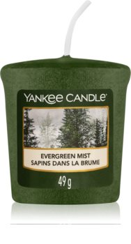 Yankee Candle Evergreen Mist votive candle