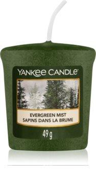 Yankee Candle Evergreen Mist votivní svíčka