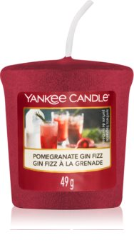 Yankee Candle Pomegranate Gin Fizz votivní svíčka