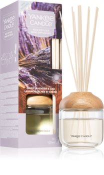 Yankee Candle Dried Lavender & Oak aroma diffuser with filling