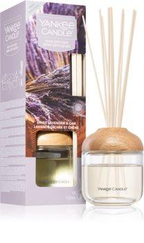 Yankee Candle Dried Lavender & Oak ароматический диффузор с наполнителем