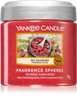 Yankee Candle Red Raspberry pérolas aromáticas